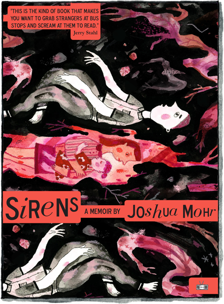 Sirens by Joshua Mohr