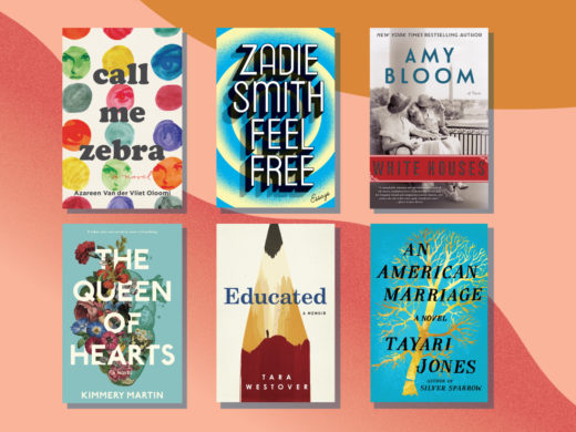 Books publishing in February