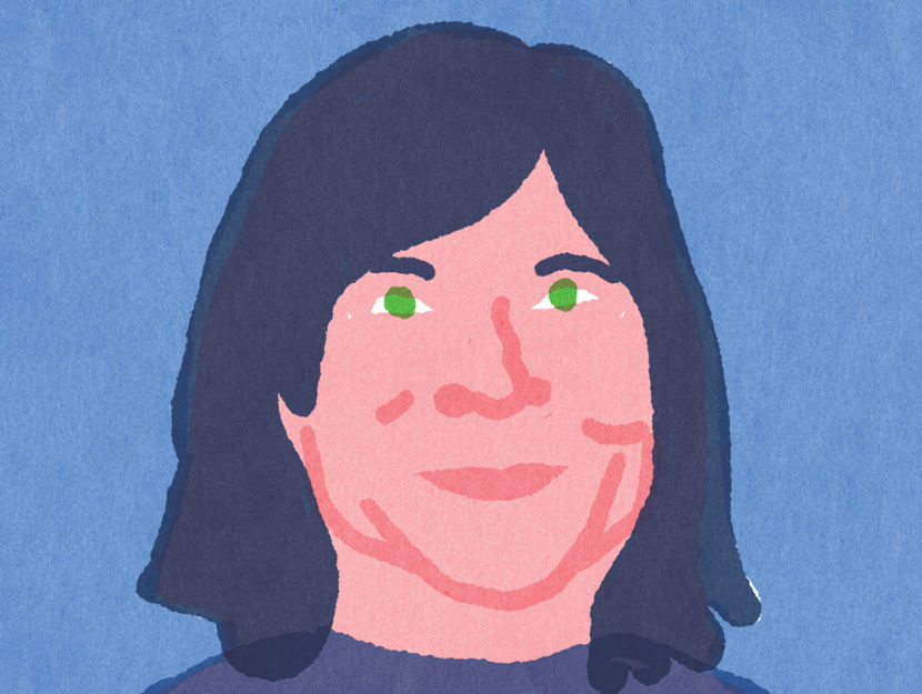 Author Anna Quindlen