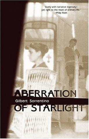 Aberration of Starlight by Gilbert Sorrentino