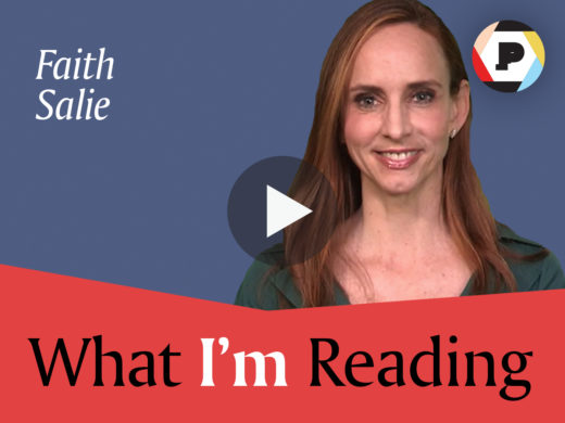 What I'm Reading: Faith Salie