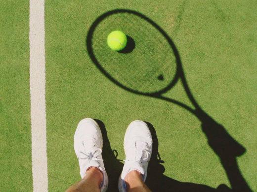 Joanne Serling on tennis