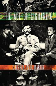 The Ace of Lightning by Stephen-Paul Martin