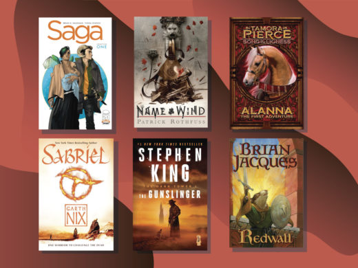 Epic fantasy series
