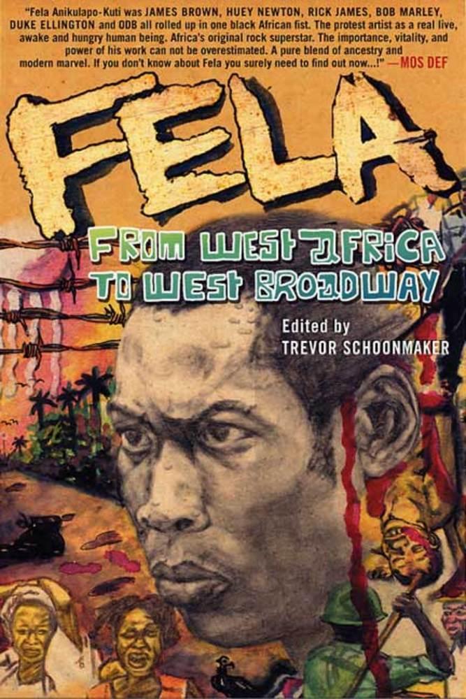 Fela by Trevor Schoonmaker