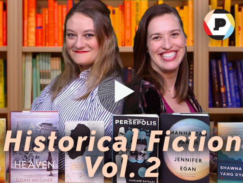 Six Picks: Historical Fiction V2