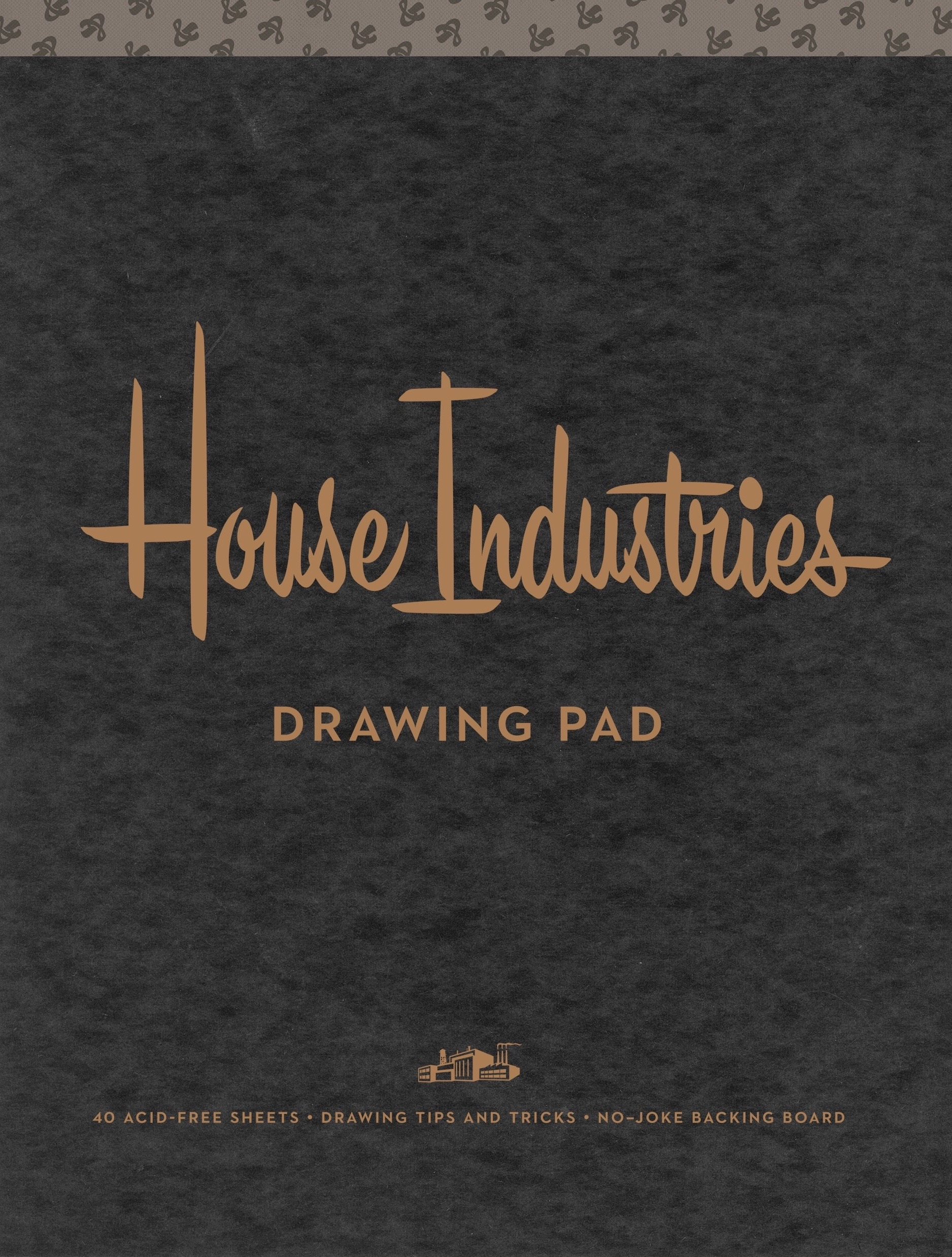 House Industries Drawing Pad by House Industries