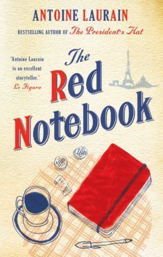 The Red Notebook by Antoine Laurain