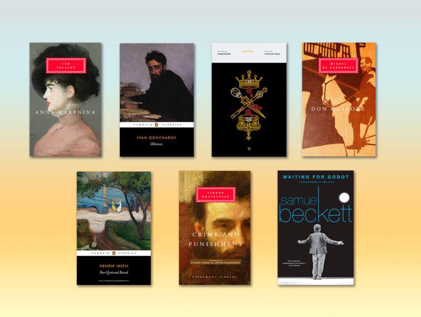 classic works of literature