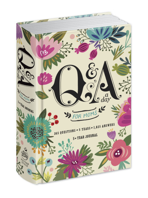 Gifts for mom: Q&A A Day for Moms