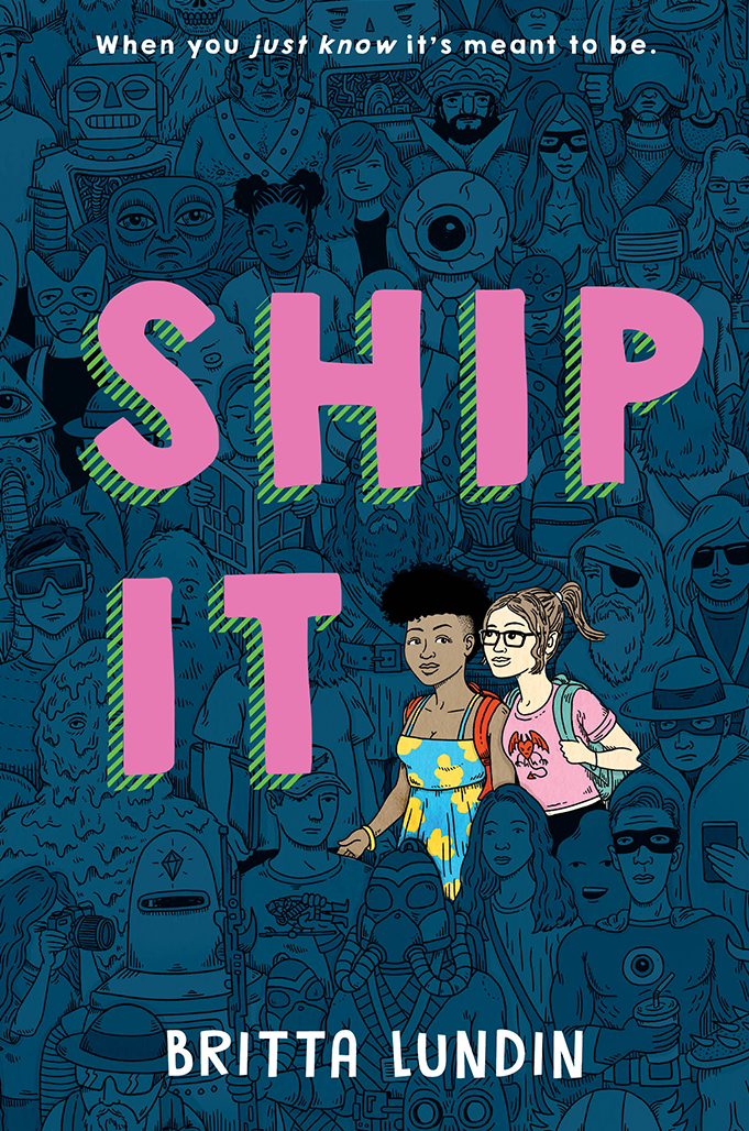 Ship It by Britta Lundin