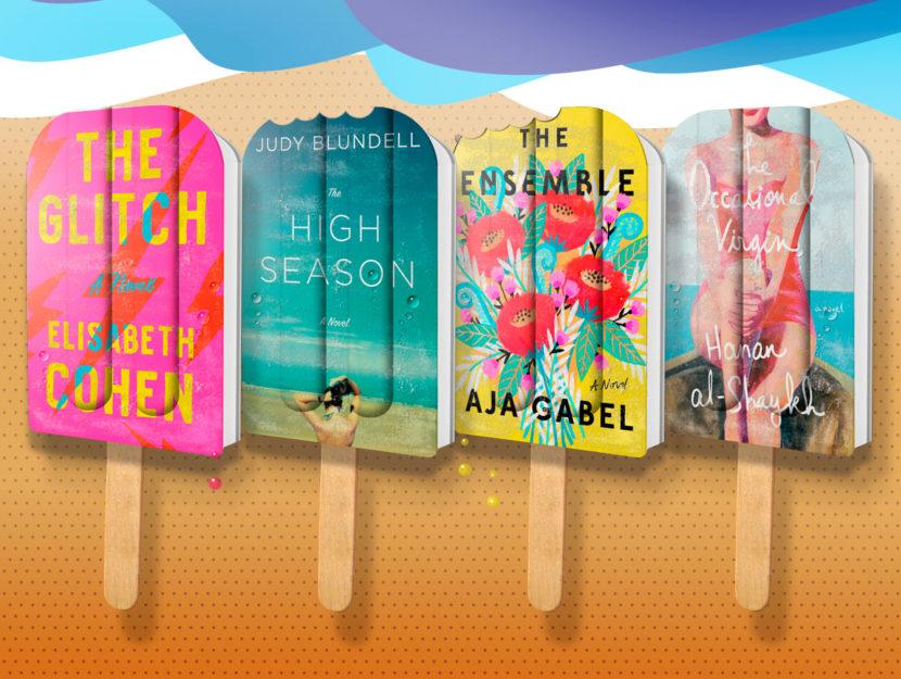 best beach reads of summer 2018