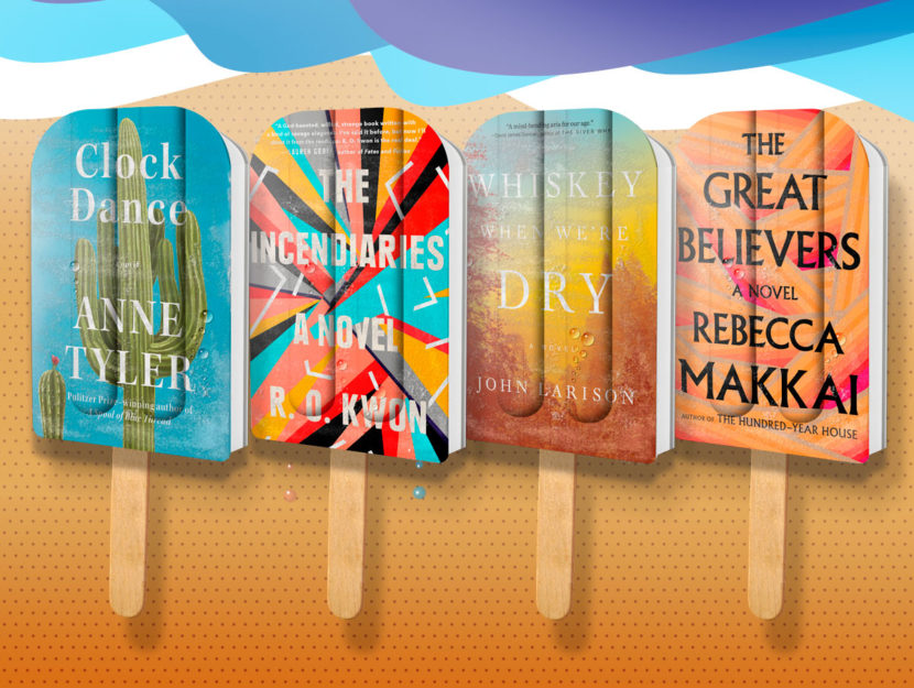 best books of summer 2018