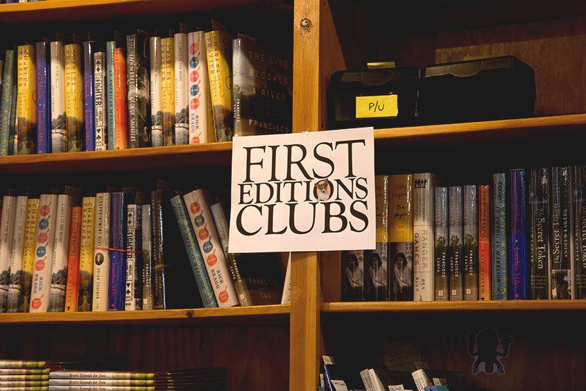 Lemuria Bookstore