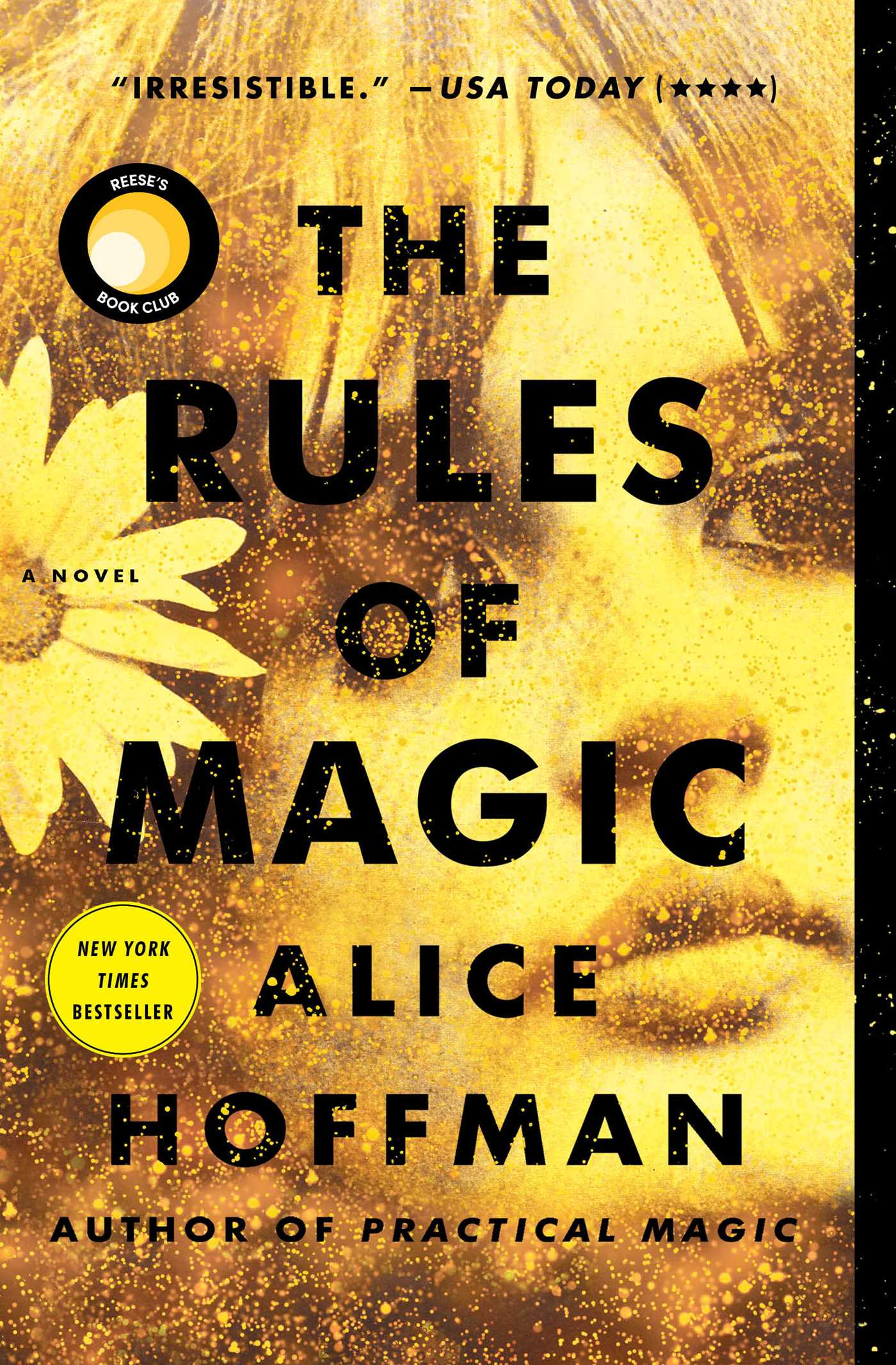 The cover of the book The Rules of Magic