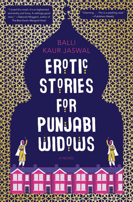 The cover of the book Erotic Stories for Punjabi Widows