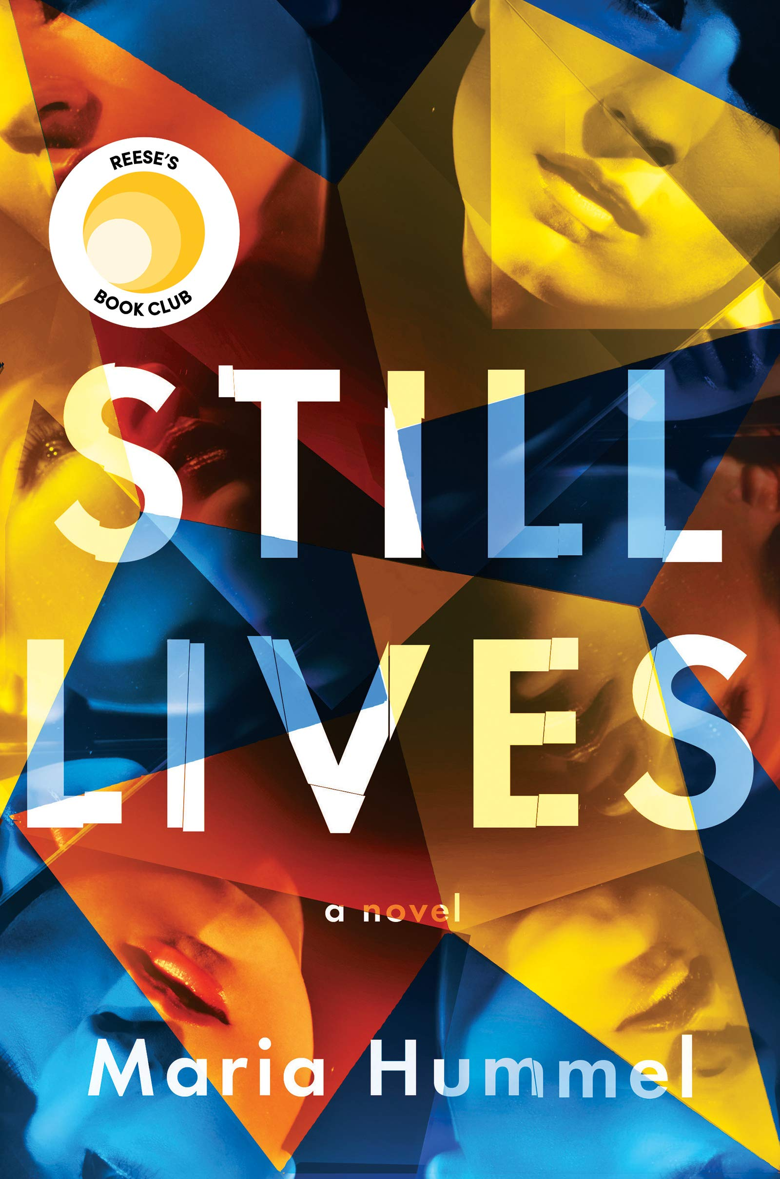 The cover of the book Still Lives