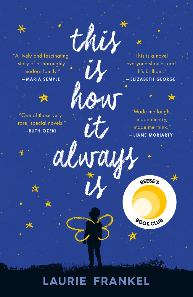 The cover of the book This Is How It Always Is