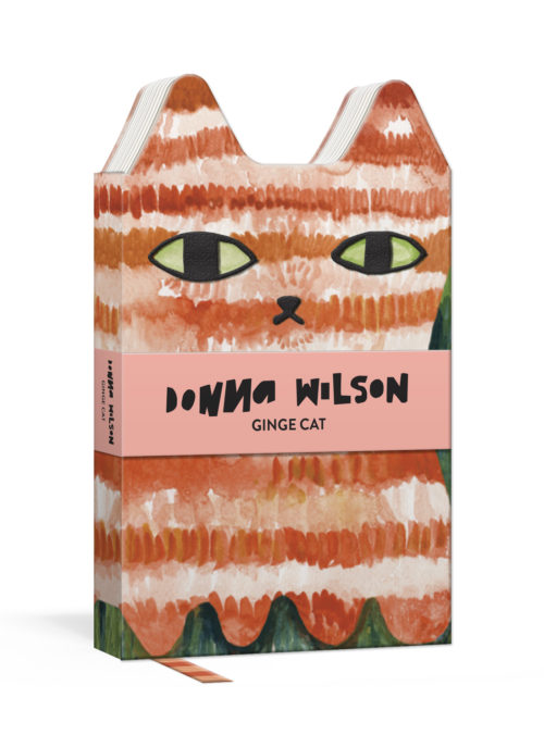 Ginge Cat Critter Journal