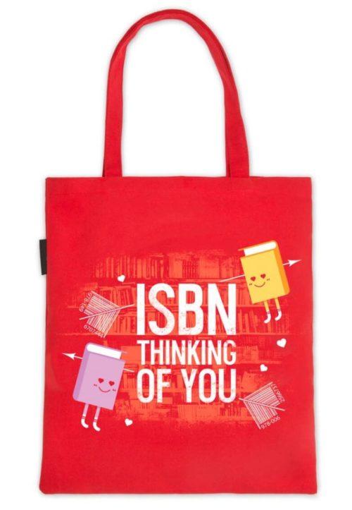 ISBN-tote