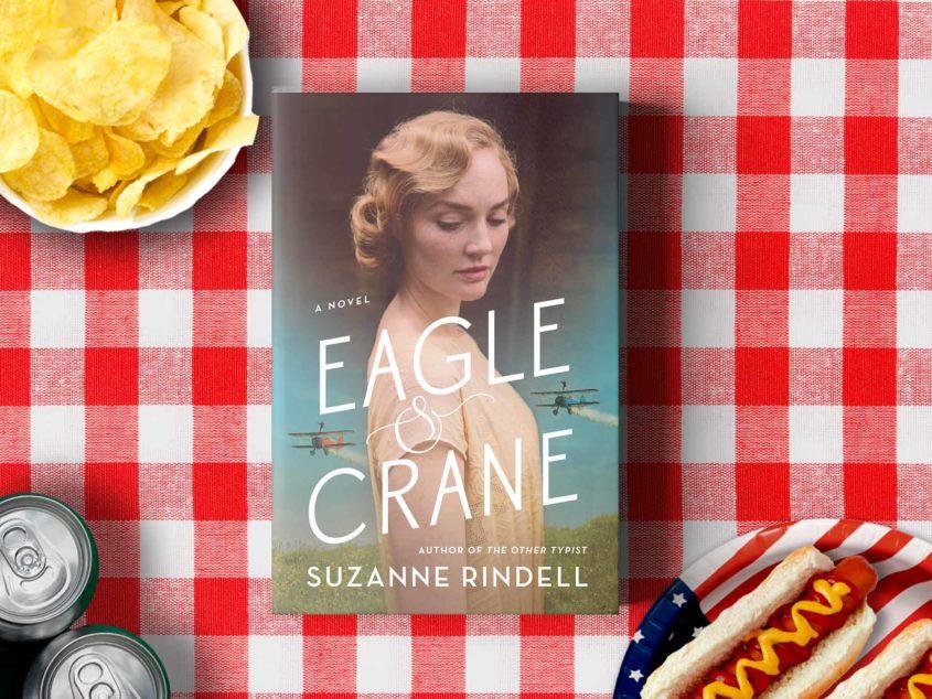 Eagle and Crane