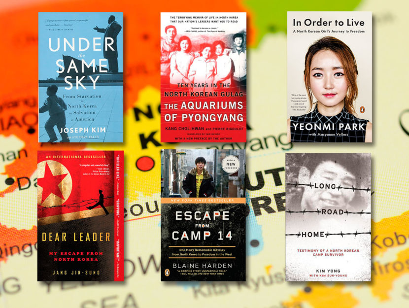 North Korean memoirs