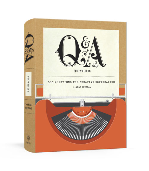 QA a Day for Writers