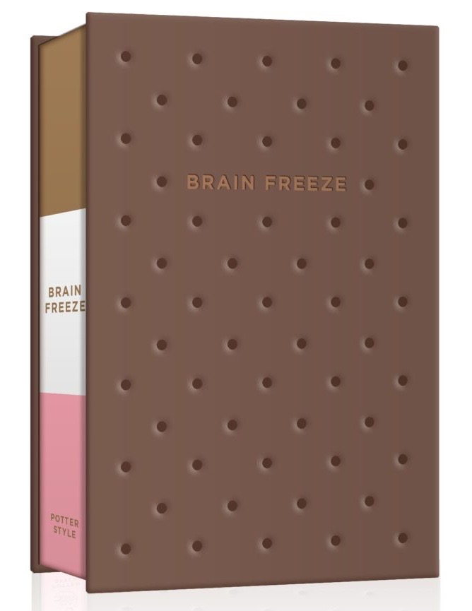 Brain Freeze Journal by Potter Gift