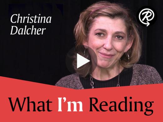 What I'm Reading: Christina Dalcher