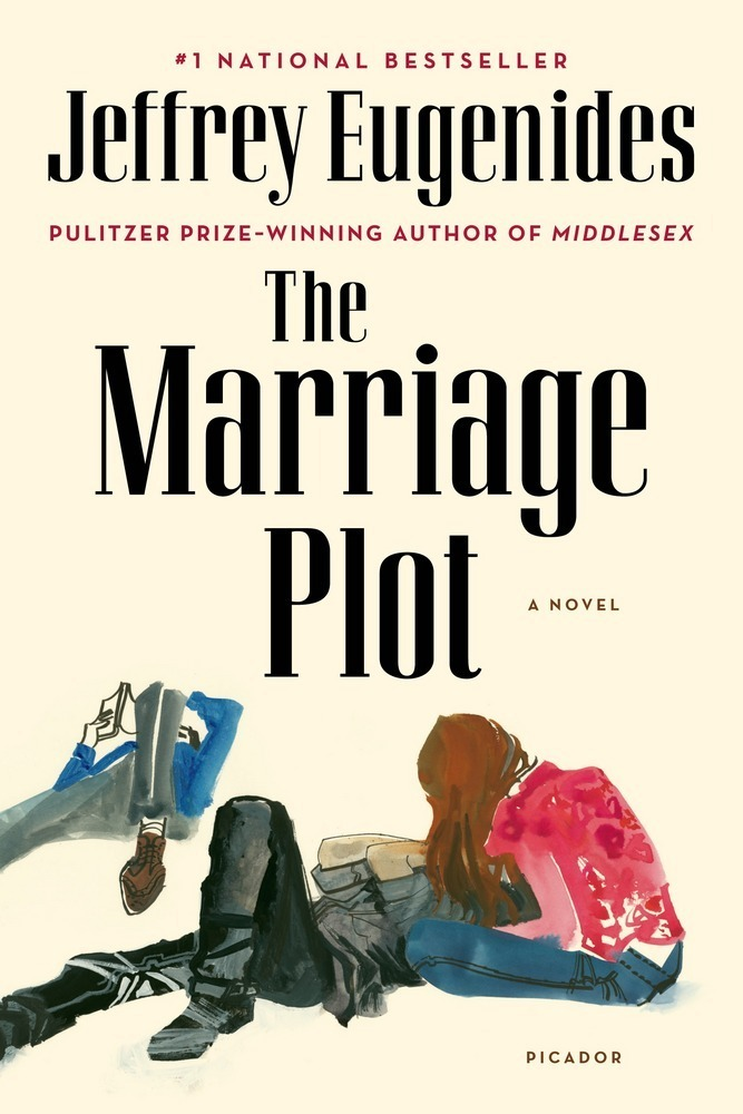 The Marriage Plot by Geoffrey Eugenides