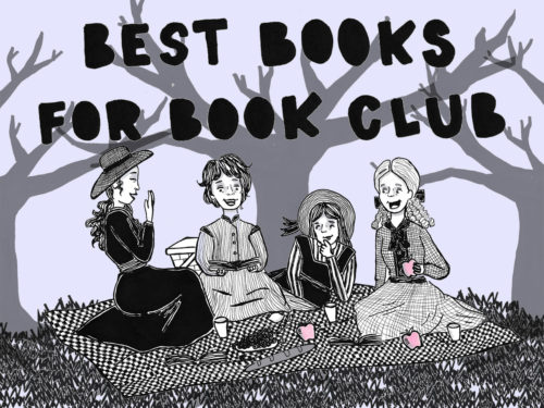 The Best Books for Book Clubs