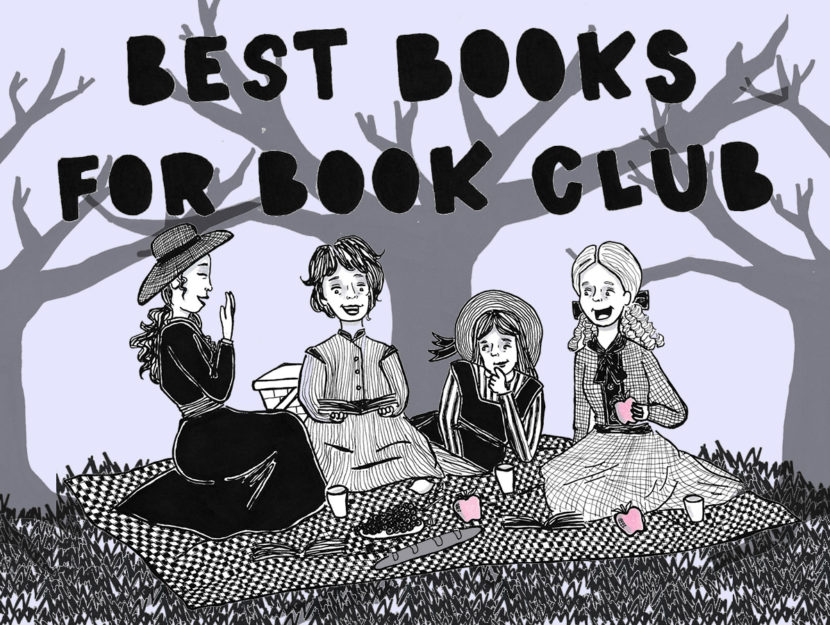 best book club books