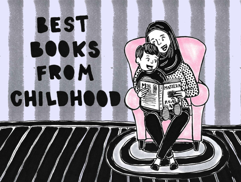books from childhood