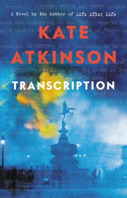 The cover of the book Transcription