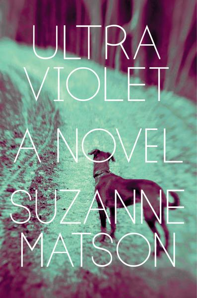 The cover of the book Ultraviolet