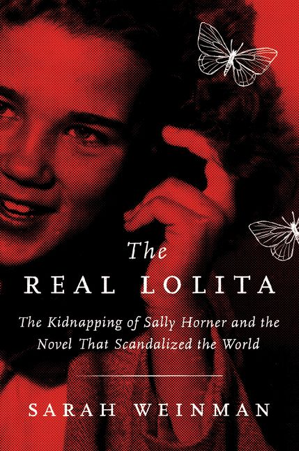 The cover of the book The Real Lolita