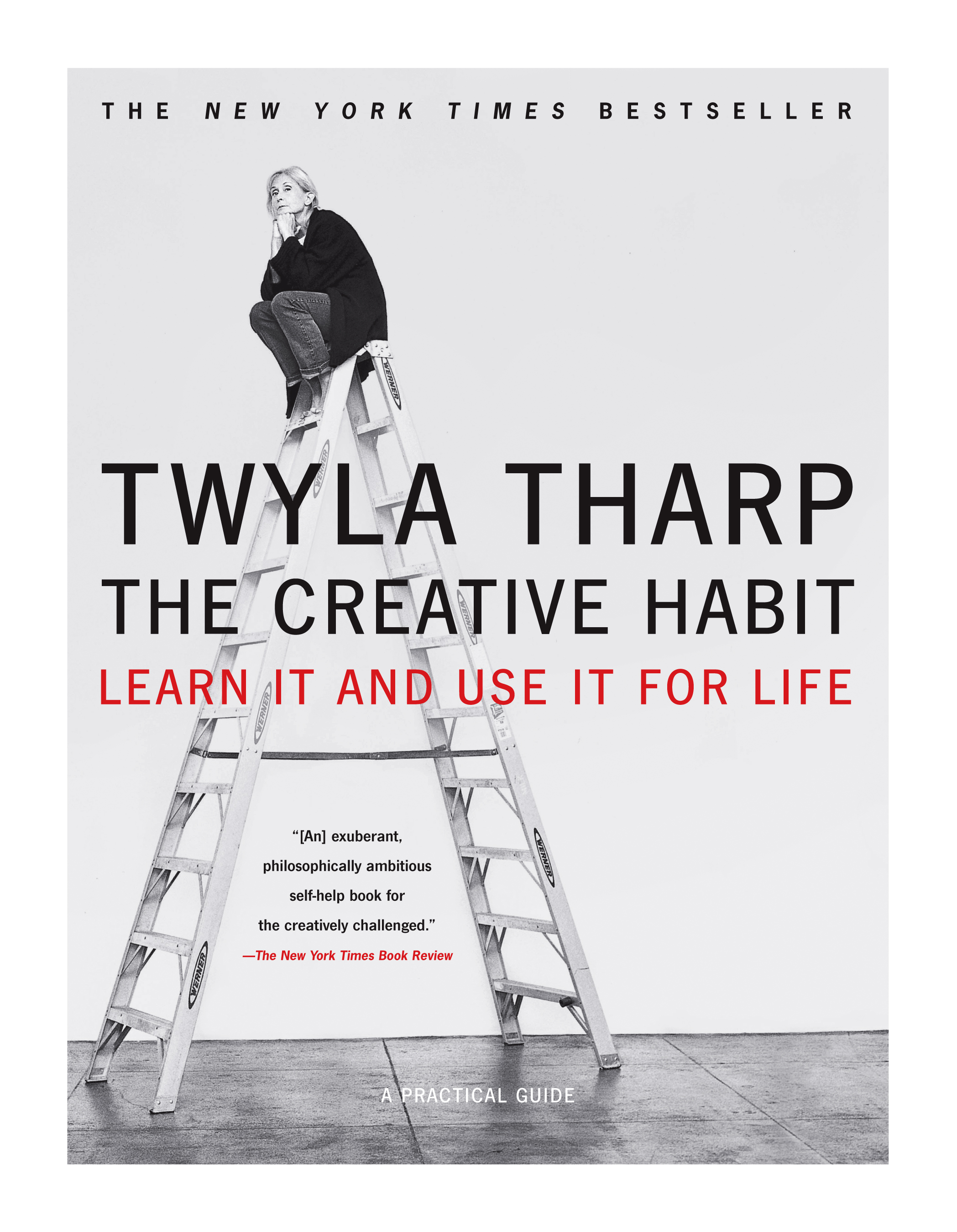 The cover of the book The Creative Habit