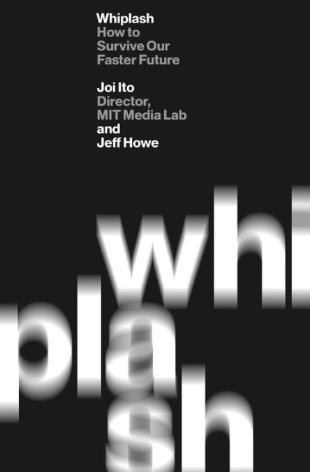 The cover of the book Whiplash