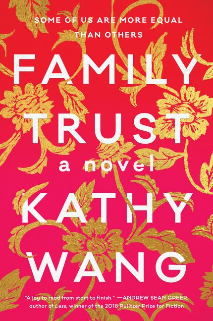 The cover of the book Family Trust