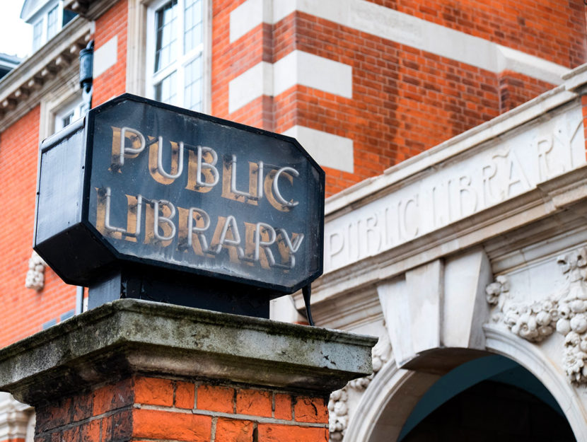 Libraries are Holding Us All Together