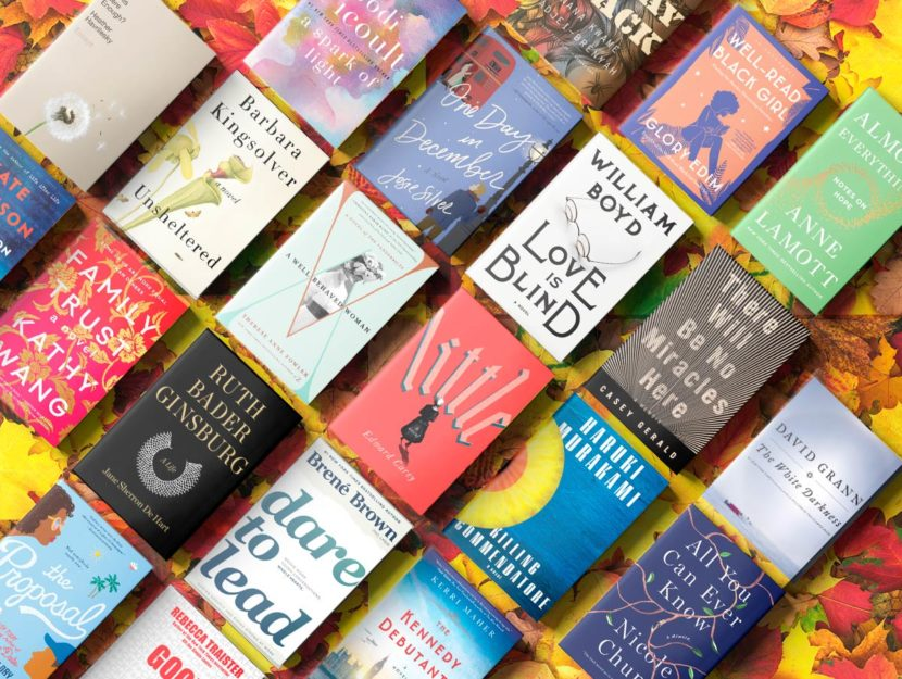 Best Books of October 2018