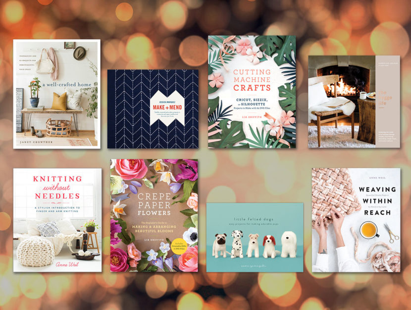 New Diy And Craft Books For Getting Cozy Read It Forward