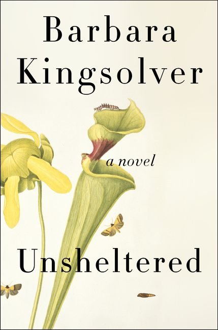 The cover of the book Unsheltered
