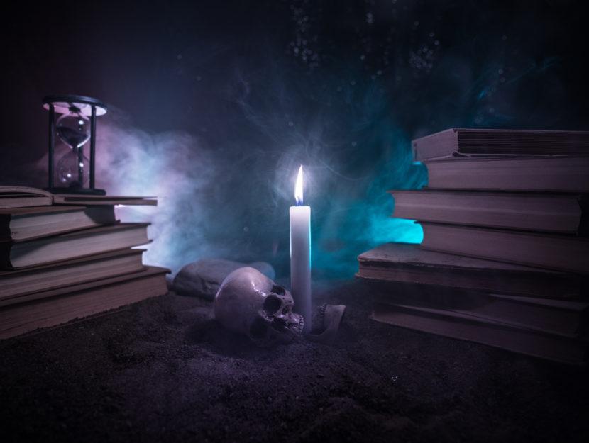 haunting books