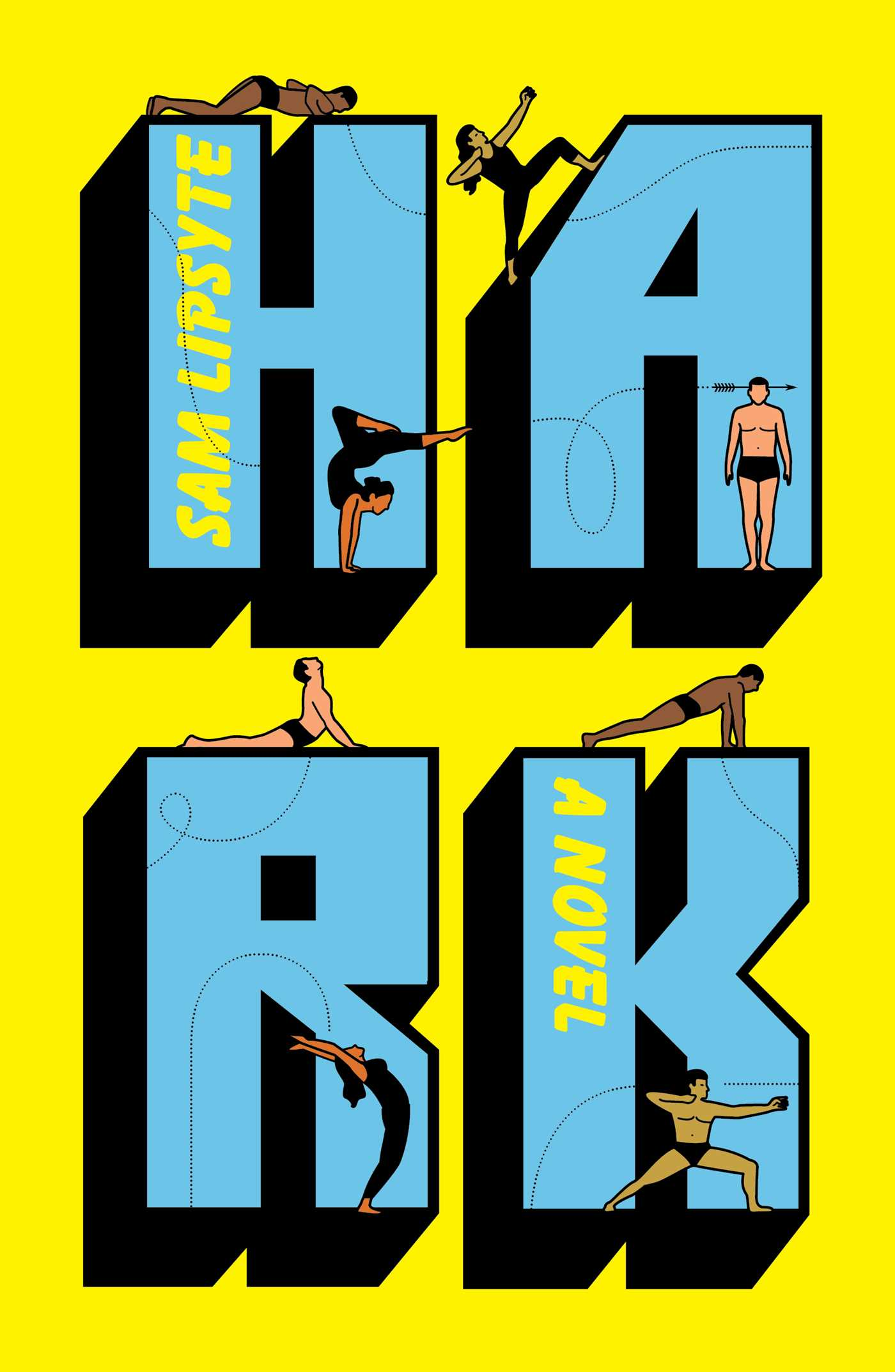 The cover of the book Hark