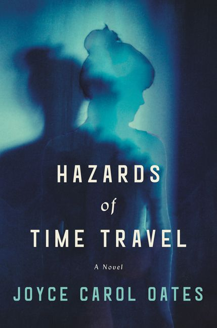 The cover of the book Hazards of Time Travel