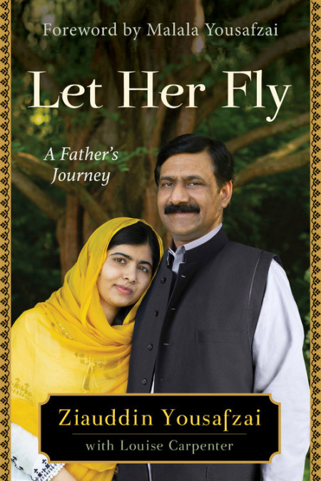 The cover of the book Let Her Fly