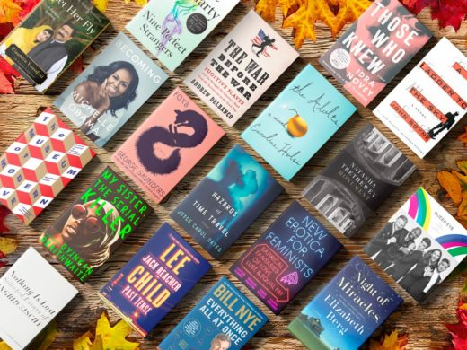 best November books