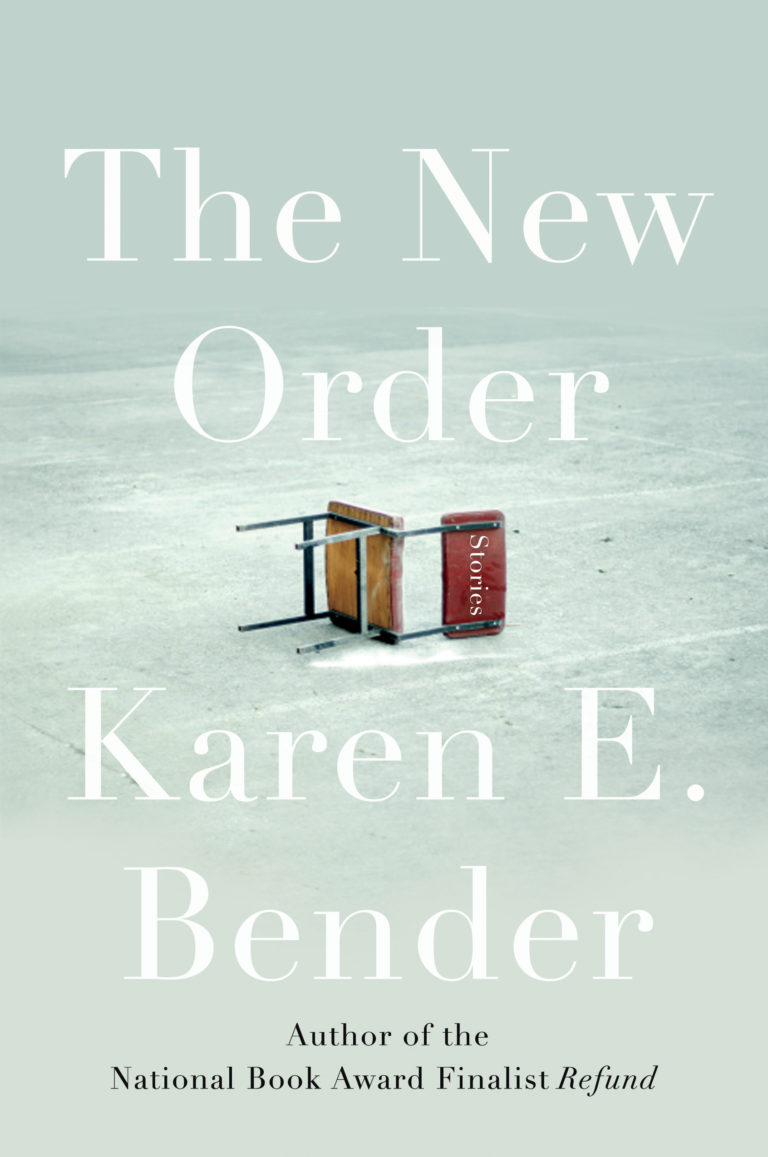 The cover of the book The New Order