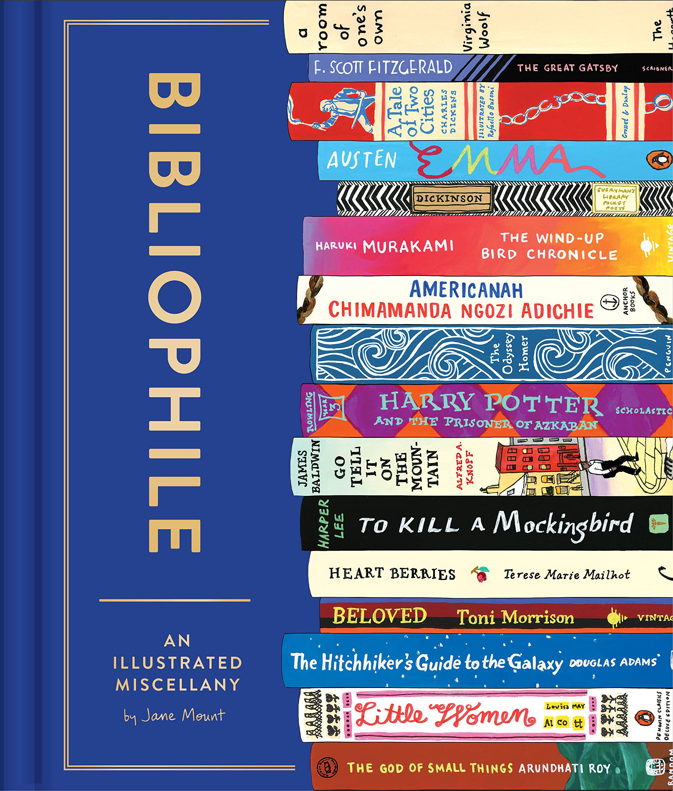 The cover of the book Bibliophile